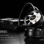 A-Series of Hybrid Liquid Coolers by CRYORIG