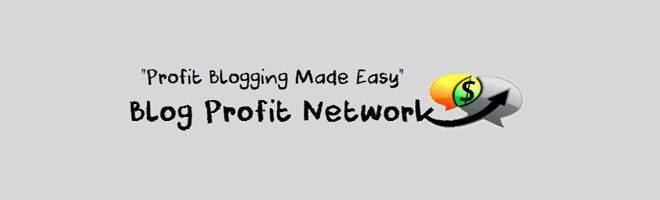 blog profit