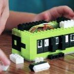 Itty Bitty City learning programmable coding legos gadget prelaunch agency