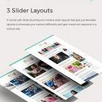 slider layouts