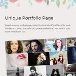 unique portfolio page